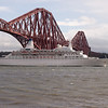 Discovery Cruise and Maritime Voyages 6th April 2014 River Forth