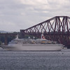 Black Watch Fred Olsen Cruises 18th August 2013 Departing Rosyth