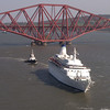 Discovery<br /> Cruise and Maritime Voyages<br /> 21st April 2014<br /> River Forth